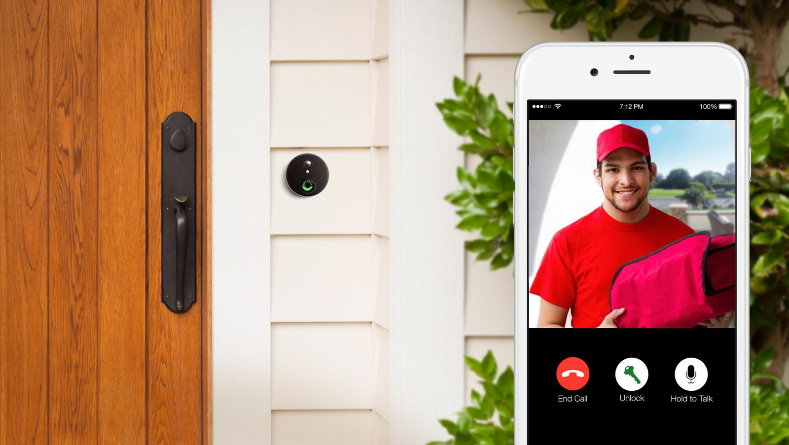 Uxari home automation offers free smart doorbell with 39 one for Home automation plan
