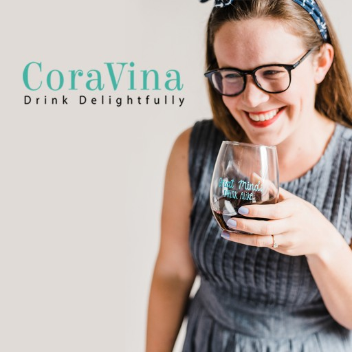CoraVina Releases the Drink Delightfully Collection