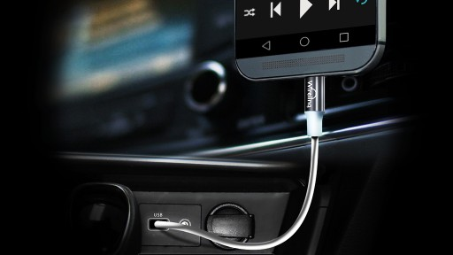 GROM Audio Provides Full Car Stereo Control Over Playable Music for the Android User