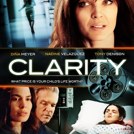 Edgy Dramatic Thriller CLARITY by Peyv Raz Now Available!