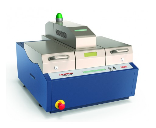 CIM Launches the ML2000, a Fully Integrated LASER MARKING SYSTEM for Metal Tags