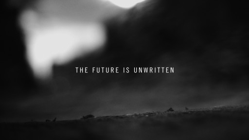 The Future is Unwritten - Finding Hope in the Face of Global Uncertainty
