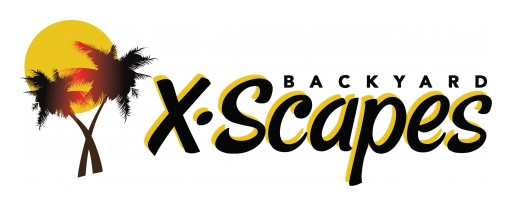 Backyard X-Scapes Updates Logo and Launches New Website