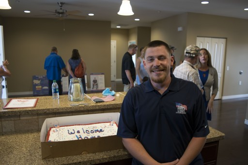 Horizon Solar Power Joins Homes For Our Troops to Present New Home to Wounded Veteran