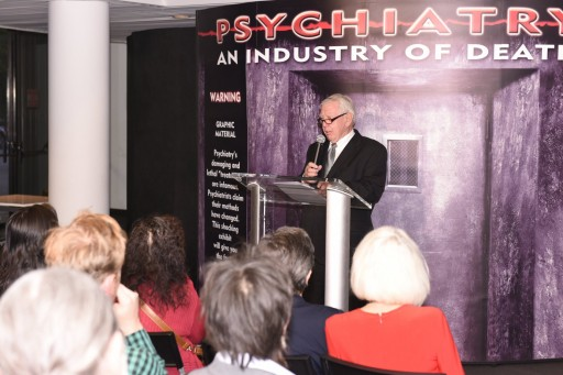 Psychiatry: An Industry of Death Special Exhibition
