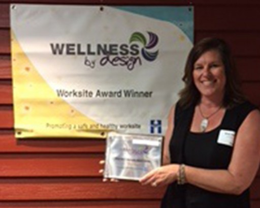 DriSteem Receives 2017 Wellness by Design Award for Excellence in Worksite Wellness