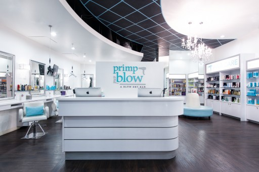Primp and Blow Awards Houston Franchise Region