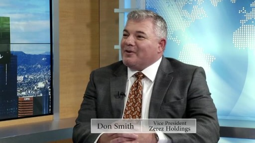 Zerez Holdings- MoneyTV with Donald Baillargeon