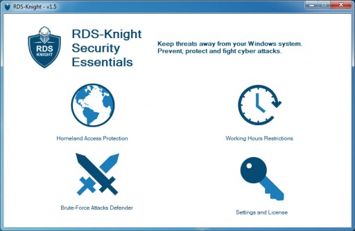 RDS-Knight's Brand-New 'Security Essentials' Edition Is Now Generally Available