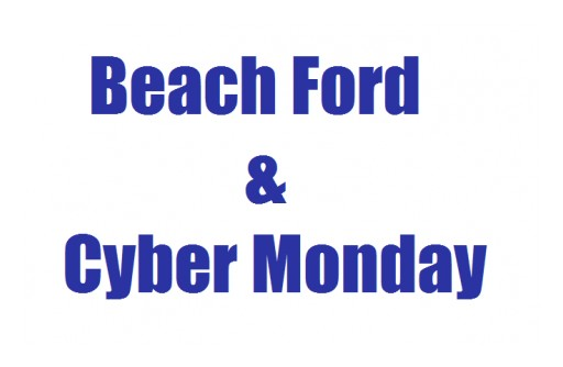 Beach Ford Prepares Website for Cyber Monday Traffic!