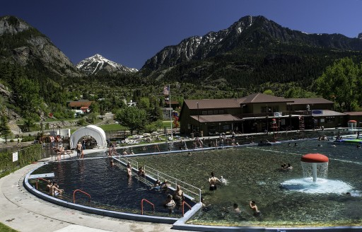 Ouray Hot Springs Pool, Ouray