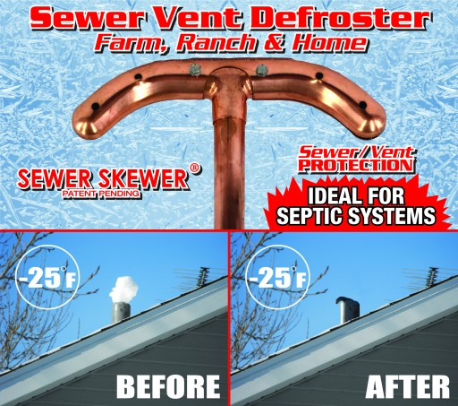 Patent Issued for Sewer Skewer Product