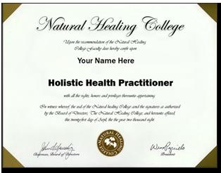 Naturalhealingcollege Com Announces The Successful Re