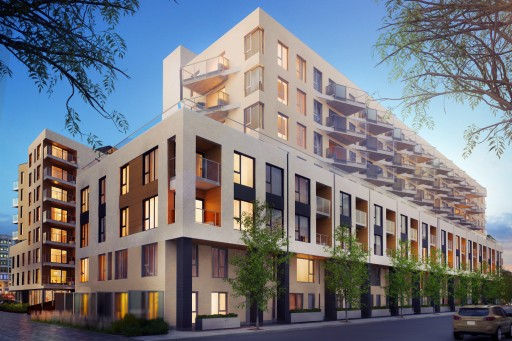 CorporateStays.com Acquires Appartements in New Eco Friendly Building Arbora Located in Montreal