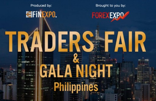 Traders Fair & Gala Night Philippines: Financial Forum-Show Will Take Place in Manila in April 2018