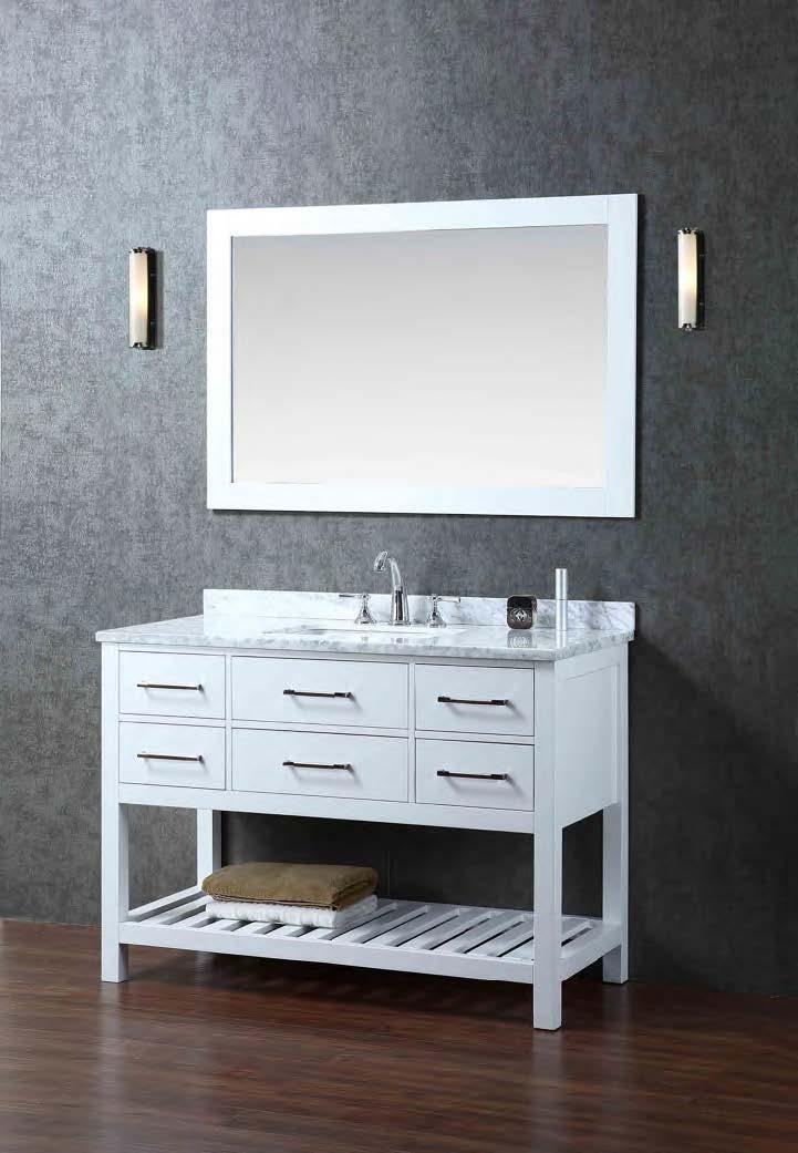 Modern Bathroom Vanities North Hollywood fresh modern bathroom vanities at polaris home design   newswire