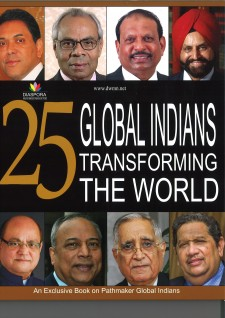 25 Global Indians Transforming The World