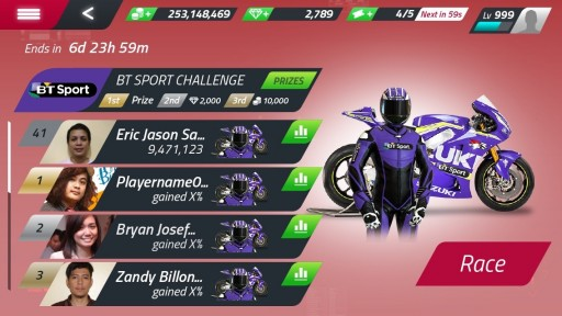 BT Sports Joins MotoGP in eSports Effort to Connect With Fans on Second Screen