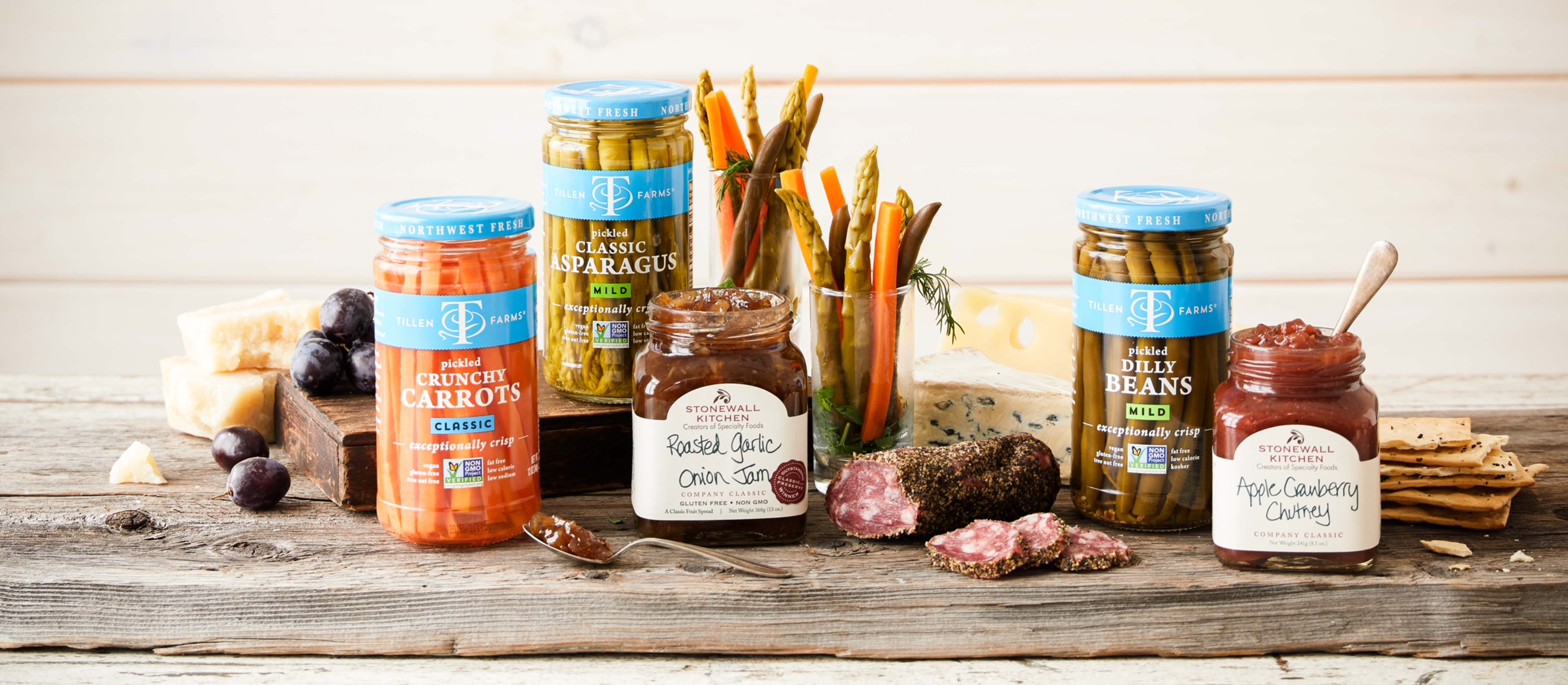 Stonewall Kitchen to Acquire Tillen Farms(R) Brand of ...