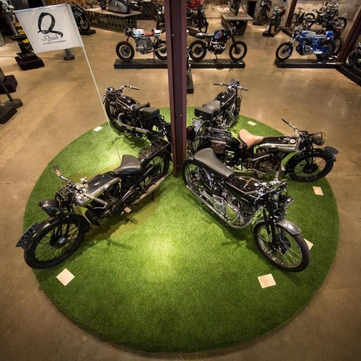 The Quail Motorcycle Gathering Makes Its Texas Debut at Revival Cycles' The Handbuilt Motorcycle Show