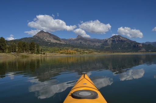 kayaking in Pagosa Springs