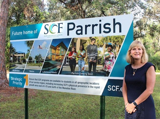 SCF, Manatee-Sarasota Purchases 74 Acres - Future Home of SCF Parrish