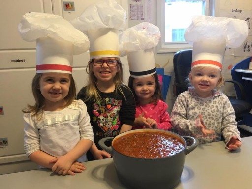 Kids Win Chili Cook-Off and Learn Healthy Habits