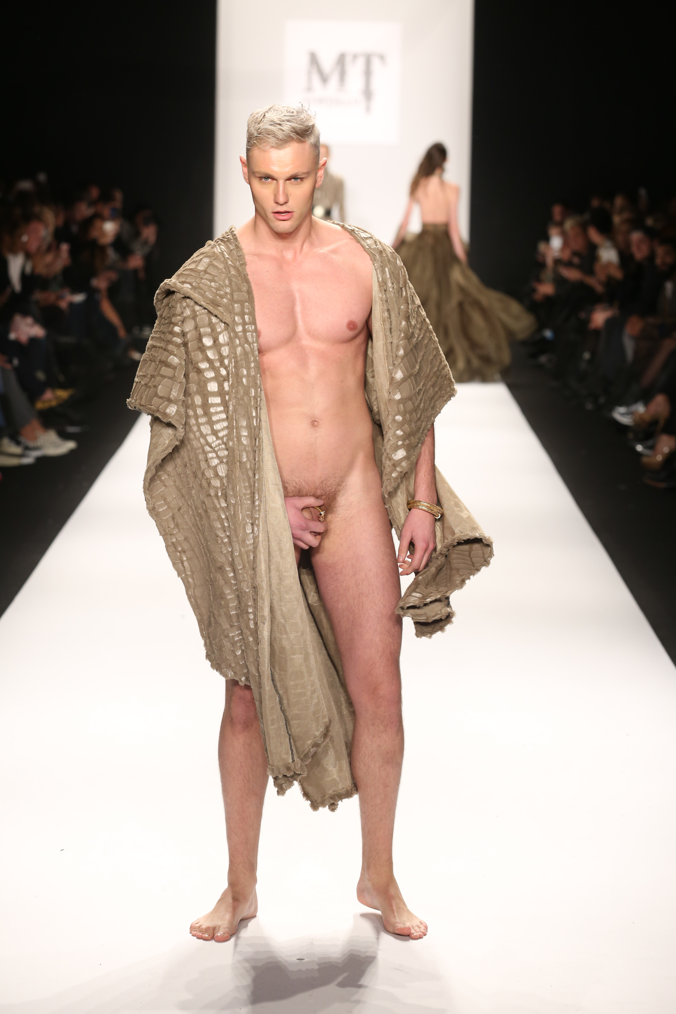 Naked Sexy Fashion Runway Shows