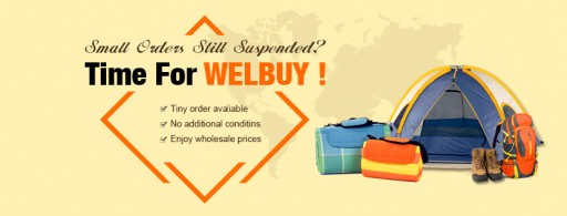 A New Service for Small Orders; Helping International Buyers Buy Small Quantities at Around Wholesale Prices