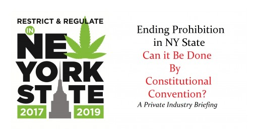 Ending Prohibition in NY State: Can It Be Done by Constitutional Convention?