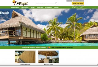 New Updated Website For Backyard X-Scapes