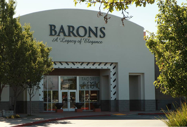 barons jewelers celebrates 50 years in the san francisco. Black Bedroom Furniture Sets. Home Design Ideas