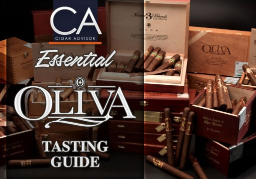 'The Essential Oliva Cigars Tasting Guide' Offers Best Consumer Picks