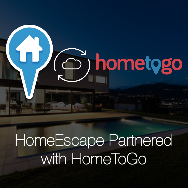 HomeEscape Announces Integration With HomeToGo | Newswire