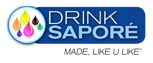 Drink Saporé Solves Glug Factor Problem