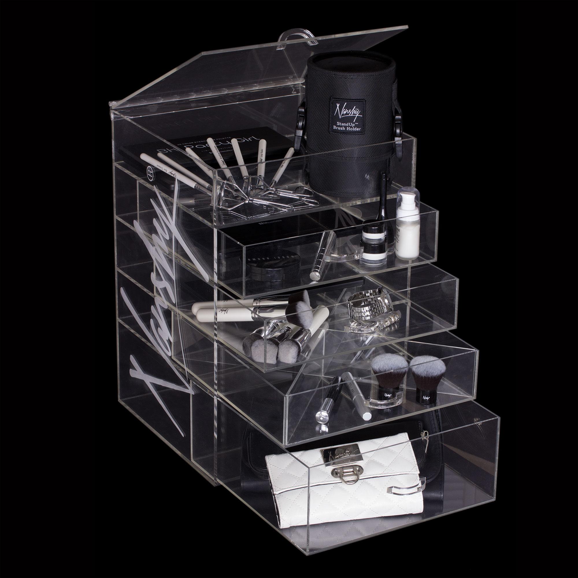Nanshy Offers Similar Kardashian Acrylic Makeup Organizer