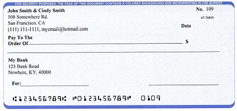 Free printable checks template fieldstation free printable checks template pronofoot35fo Image collections