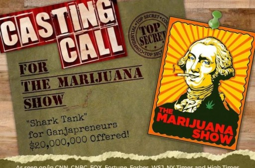 "The Smokin' Hot Amazon Prime Series, ""The Marijuana Show""is Searching for the Next Marijuana Millionaire in Los Angeles!"