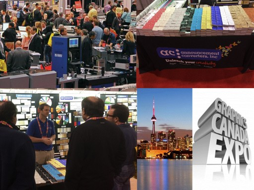 "Announcement Converters Participates in ""World Tour"" Tradeshow Blitz"