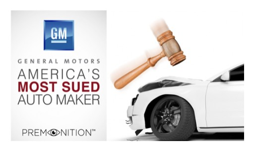 America's Most Sued Auto Manufacturers 2017