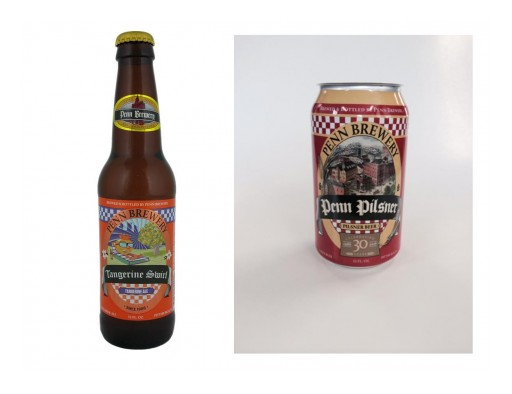 "Penn Brewery Celebrates Rare Craft Beer Feat of 30 Years in Business and ""Appeels"" to Craft Drinkers With New Tangerine Swirl Summer Ale Rollout"