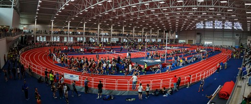 Liberty University Unveils Most Technologically Advanced Track Facility in U.S. by Beynon Sports