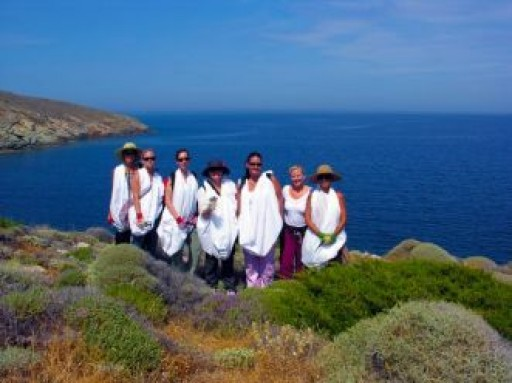 ACHS Botanical Study Tour in Greece Offers Travelers a Unique Perspective on Holistic Health