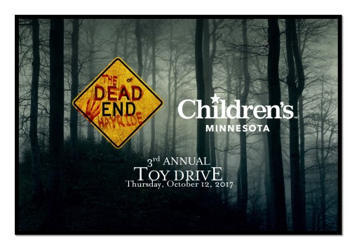 Minnesota's Largest Haunted Attraction Gives Free Tickets in Exchange for Toys