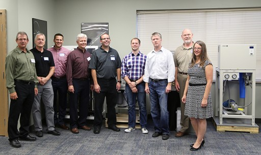 DriSteem Hosts Manufacturers Alliance Product Development Peer Group Meeting