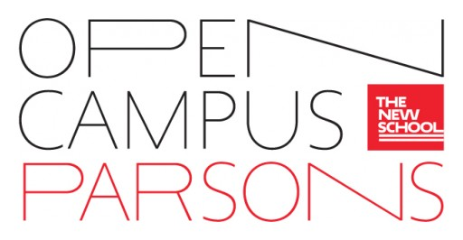 Parsons at the New School's Open Campus and CreativeLive Partner to Offer New Graphic Design Curriculum Online