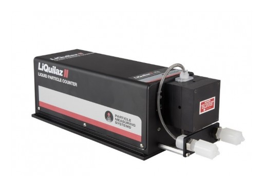 Particle Measuring Systems Releases New LiQuilaz® II Particle Counter
