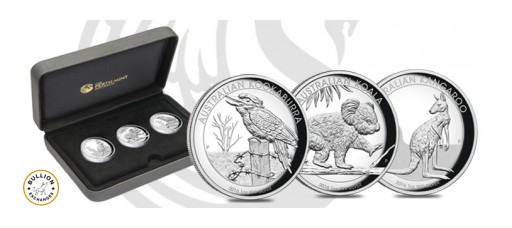 Perth Mint: New coin releases for November 2016