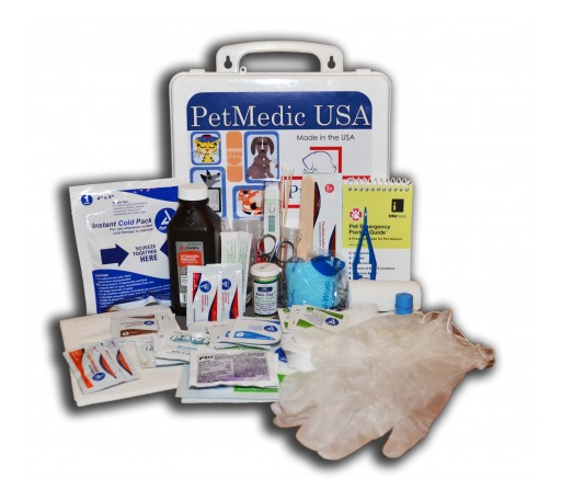 Small Companion Animal First Aid Kits Introduced