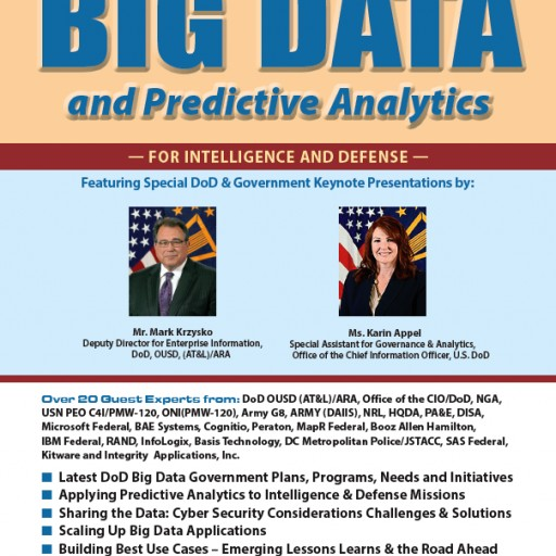 Big Data and Predictive Analytics Symposium
